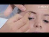 4.Мастер-класс по макияжу от Йонаса Врамеля (официальный визажист Орифлэйм) шаг 4, брови
